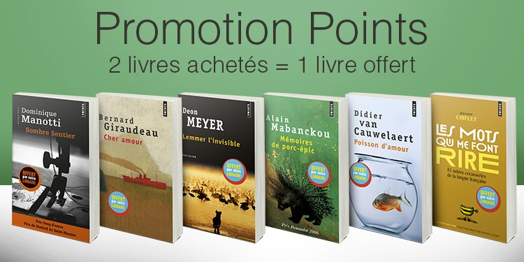 Promotion points été