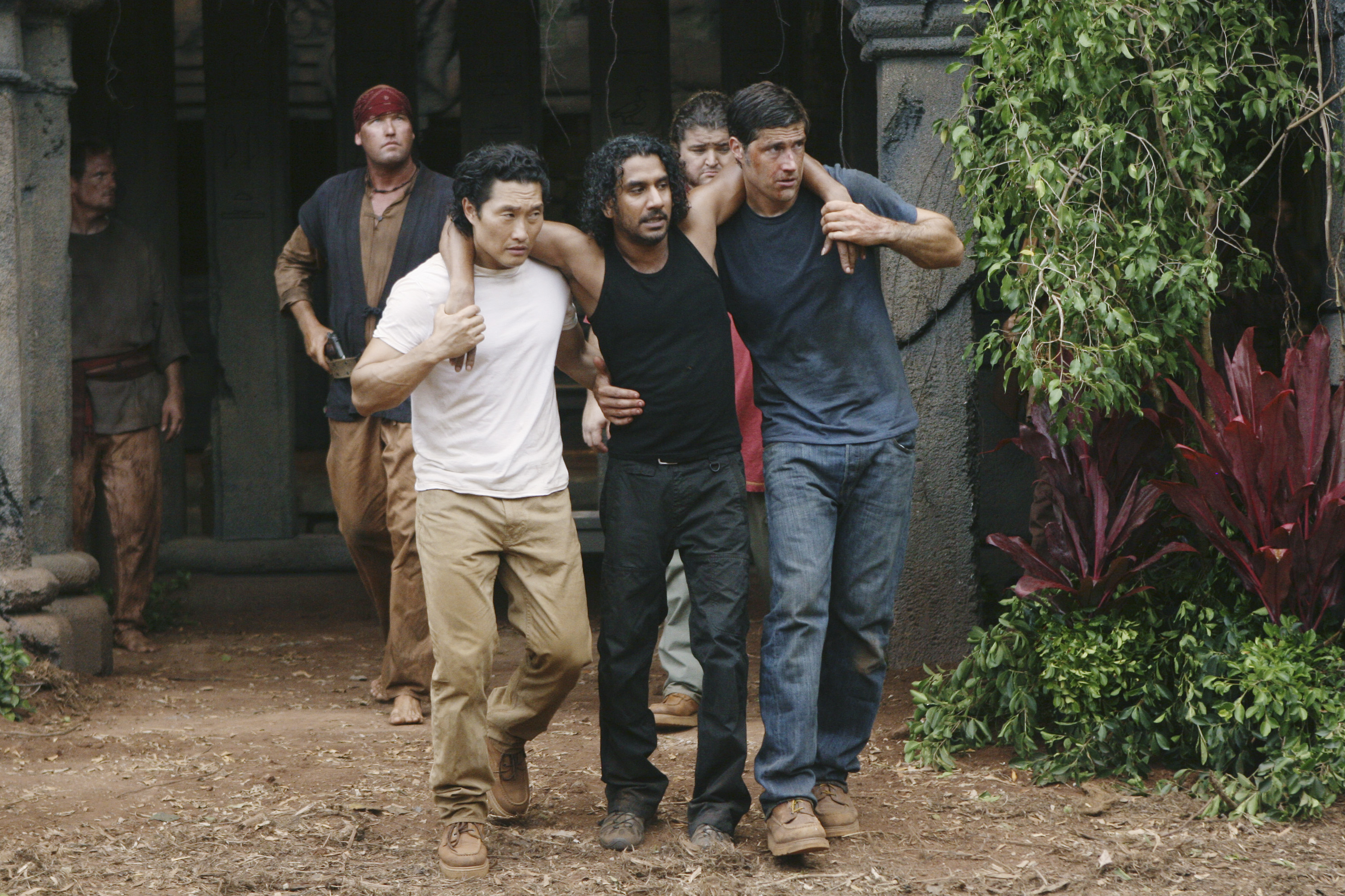 Lost season 6 episode 20 the new man in charge - The wanted