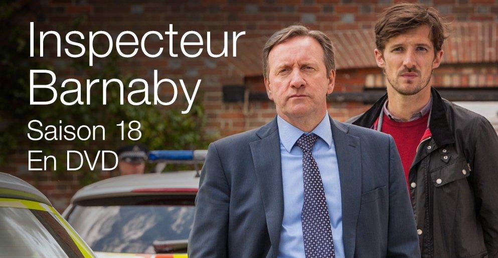 Inspecteur Barnaby saison 18