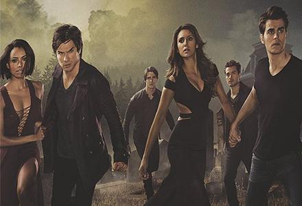 Vampire Diaries Saisons 1 à 6