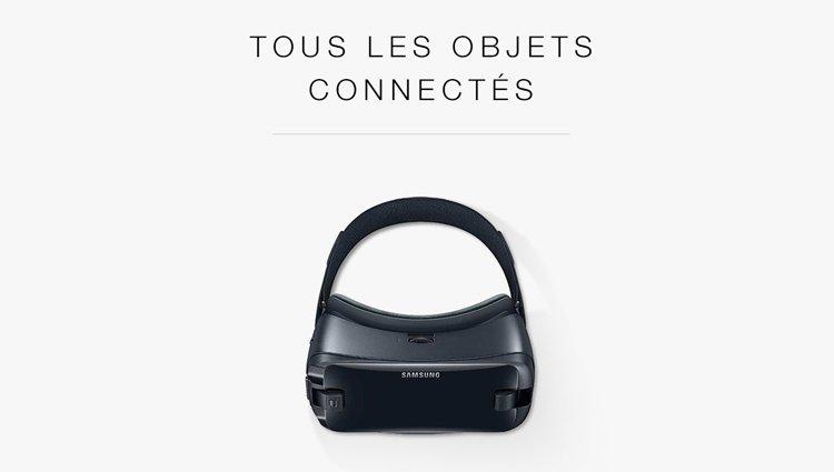 Tous les objets connectés