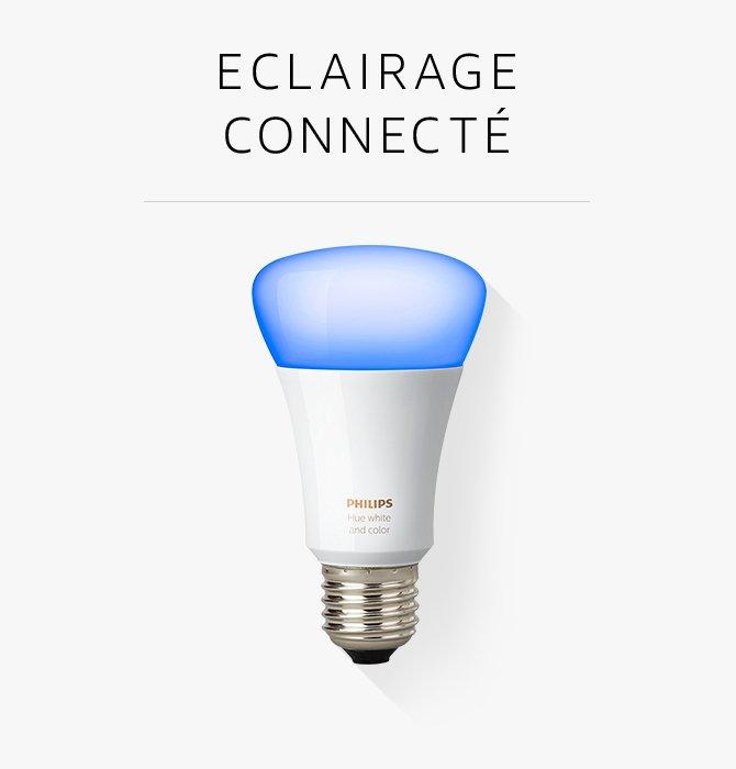 Eclairage connecté