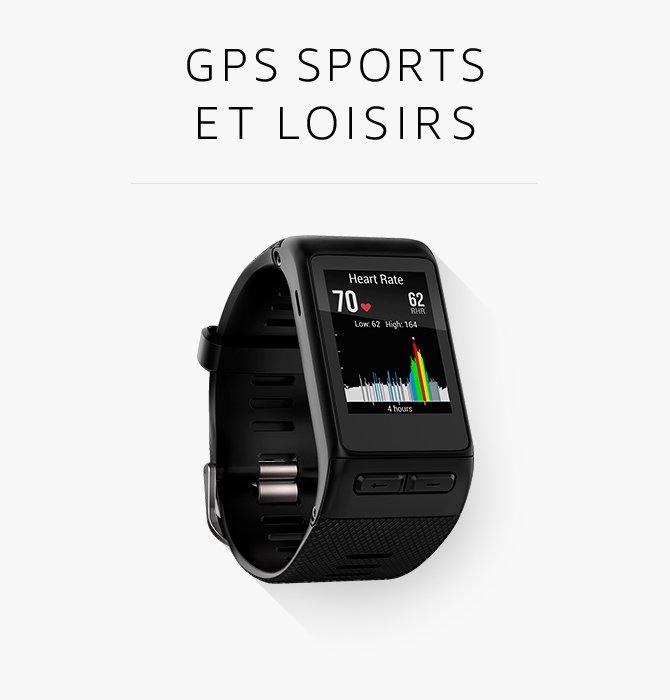GPS sports et loisirs
