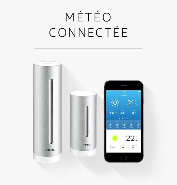 Météo connectée