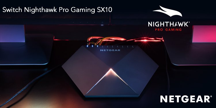 Switch Nighthawk Pro Gaming SX10