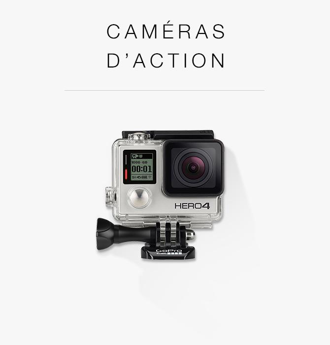 Caméras d'action