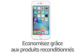Produits reconditionnés certifiés sur Amazon Renewed