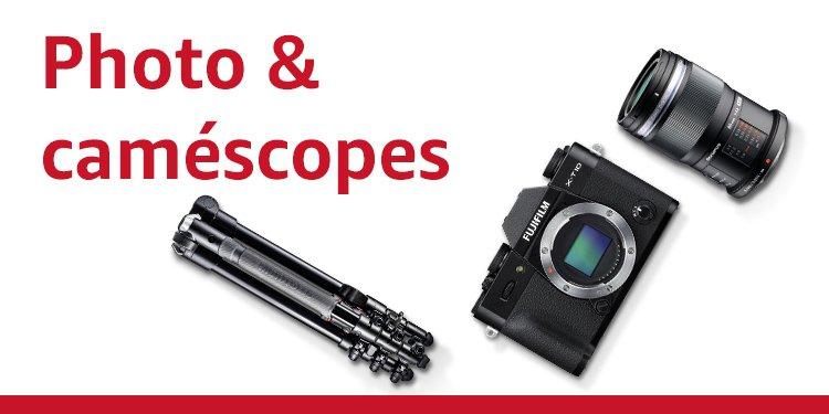 Photos et caméscopes