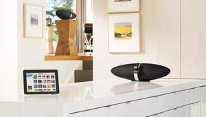 B&W Zeppelin avec AirPlay