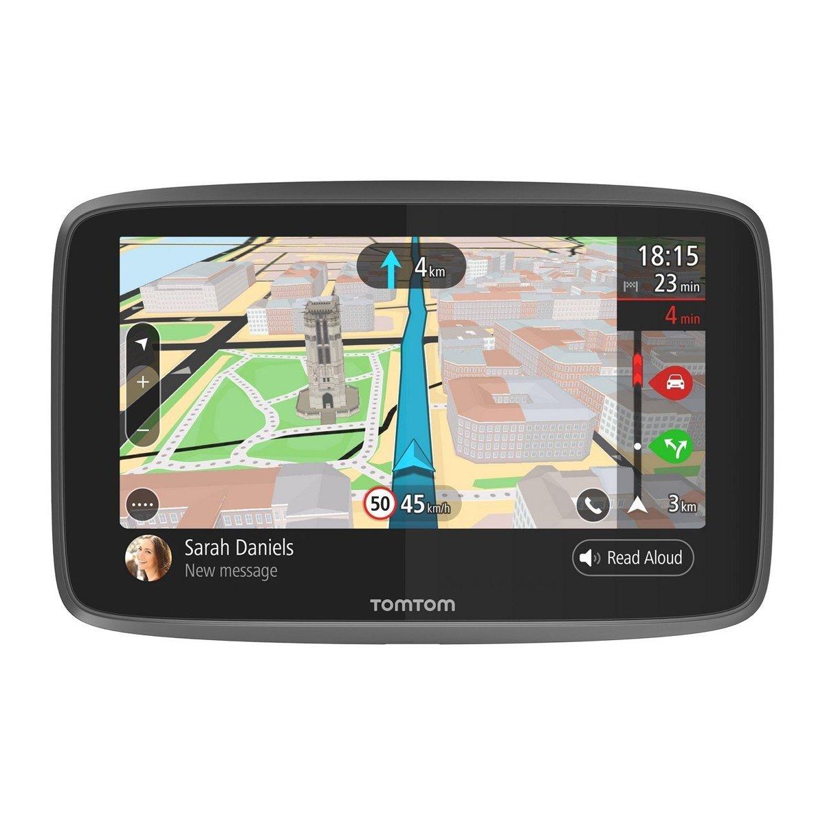 GPS et conduite