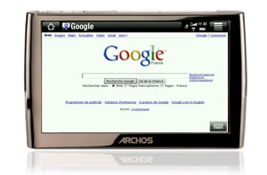 Archos 5 WiFi