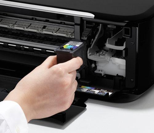 Canon PIXMA MX515 Imprimante Multifonction Jet Dencre Wi