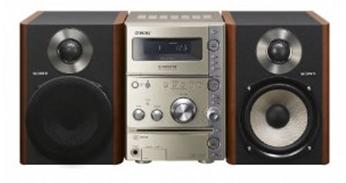 Sony cmtcpz3 micro cha ne hi fi cd mp3 150 w noir argent for Chaine hifi salon