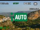 Capture d'écran du DSC-W570