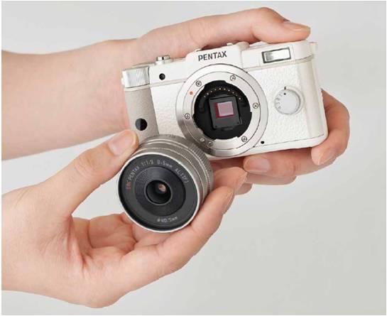 appareil photo objectif interchangeable