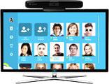 TV Cam HD, Skype intégré