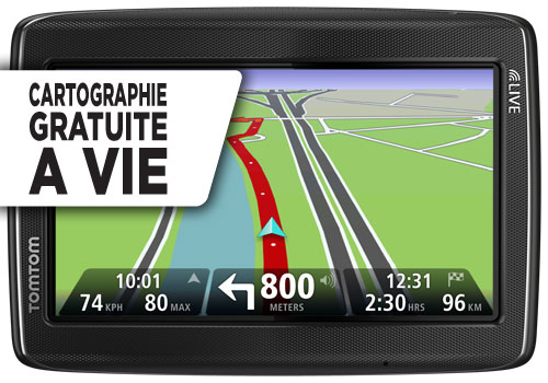 tomtom go live 825 m cartographie a vie europe 45 produit import. Black Bedroom Furniture Sets. Home Design Ideas