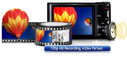 Filmez en HD 720p