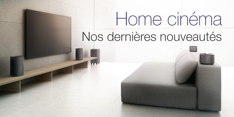 tv barres de son et lecteurs blu ray high tech. Black Bedroom Furniture Sets. Home Design Ideas