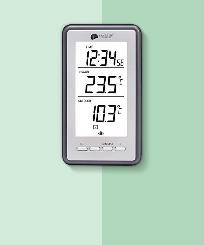Stations météo et thermomètres