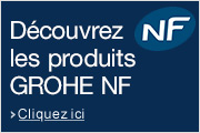 Produits GROHE Norme NF