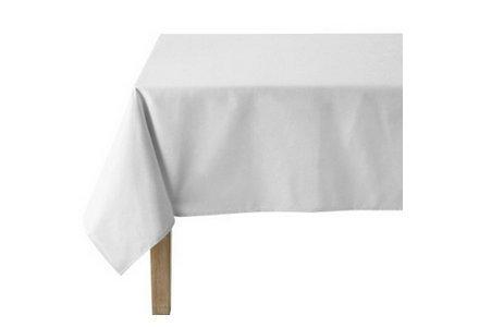 Linge de table blanc