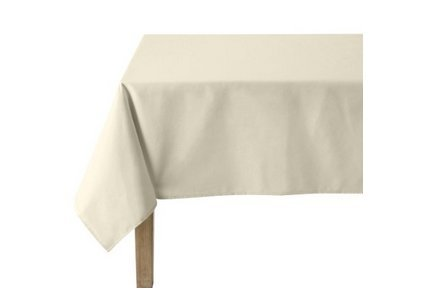 Linge de table beige