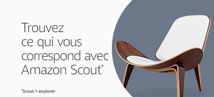 Amazon Scout, dénicheur de style