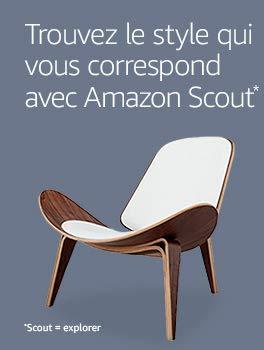 Amazon Scout - Dénicheur de style