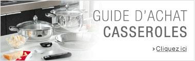 Guide casserole