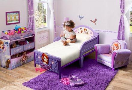 chambre enfant princesse sofia - Chambre Princesse Sofia