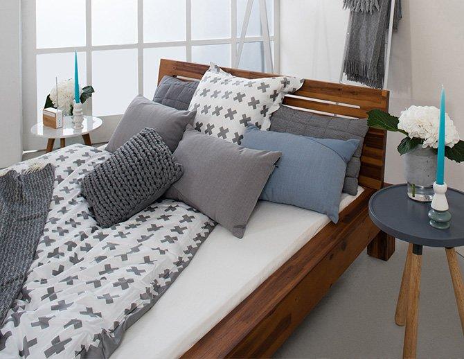 Chambre scandinave design