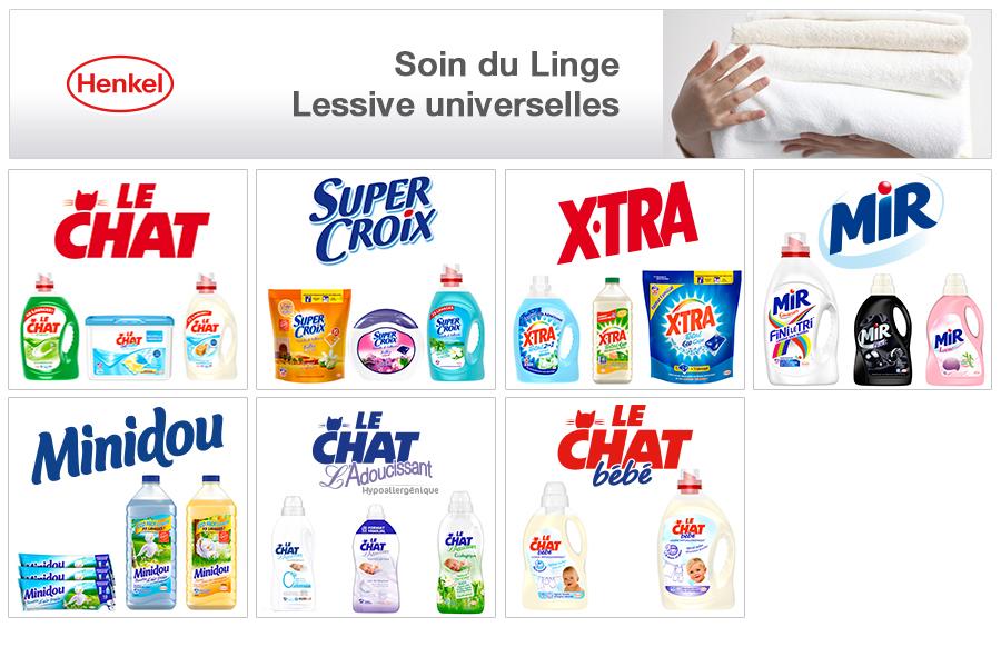 Boutique Henkel Soin du Linge