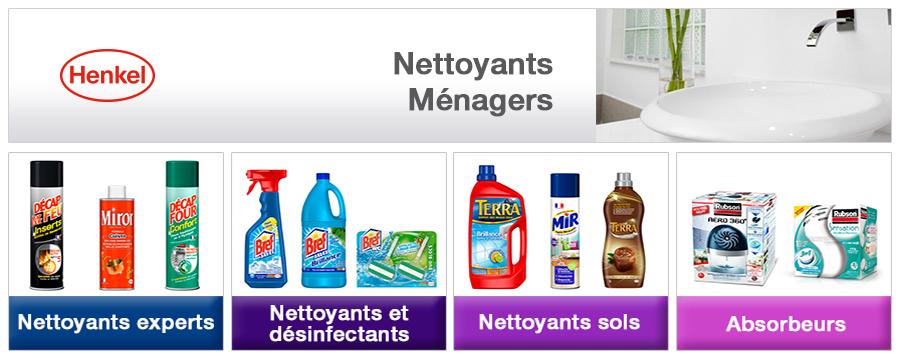 Boutique Henkel Nettoyants