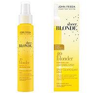 sheer blonde go blonder spray eclaircissant cibl - Spray Colorant Pour Cheveux