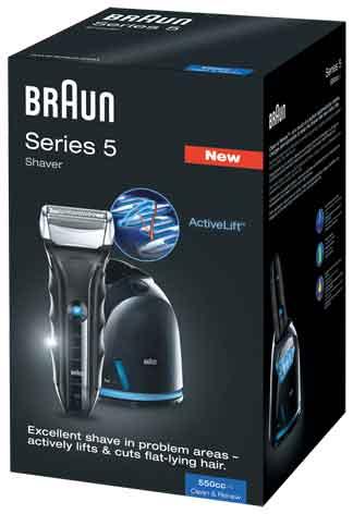 Braun Series 5