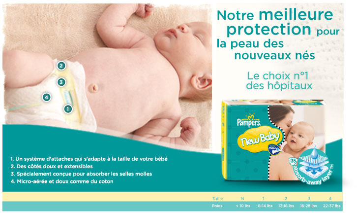 Pampers NewBaby