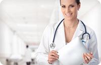 Partagez vos données facilement avec votre médecin