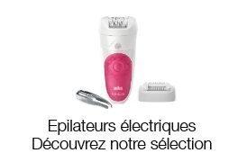 Epilateurs électriques