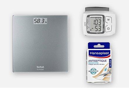 Santé et appareils médicaux