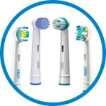 oral b precision clean brossettes de rechange pour brosse dents lectrique x8. Black Bedroom Furniture Sets. Home Design Ideas