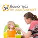 Les essentiels de bébé avec Economisez en vous abonnant