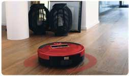 E.ZICOM e.ziclean VAC 100 GOLD Aspirateur Robot: