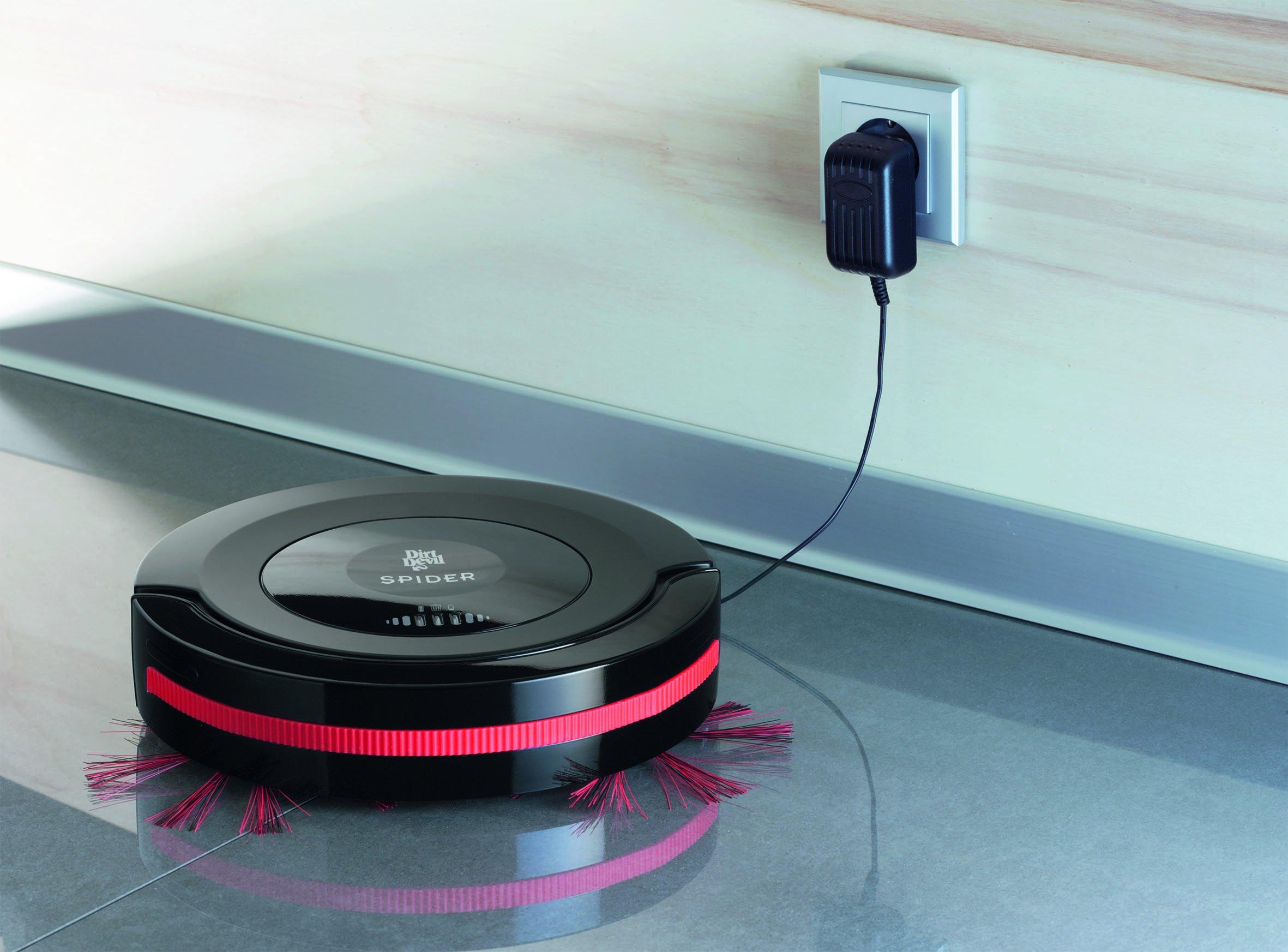dirt devil m607 aspirateur robot spider cuisine maison. Black Bedroom Furniture Sets. Home Design Ideas