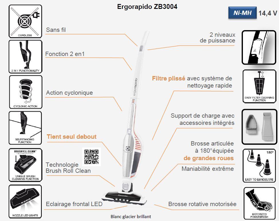 Electrolux ZB3004