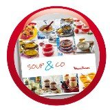 Moulinex soup co lm9001b1 blender chauffant cuisine maison - Recette moulinex soup and co ...