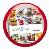 Moulinex soup co lm9001b1 blender chauffant cuisine maison - Recettes soup and co ...