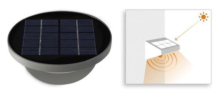 Philips luminaire ext rieur led applique avec d tection for Eclairage philips exterieur