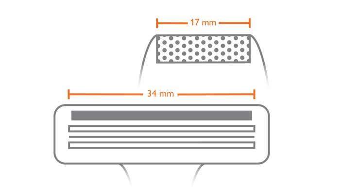 PHILIPS - NT9145/10 - Tondeuse de précision Go-Styler