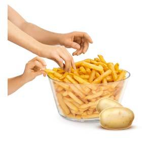 Comment bien réusir ces frites